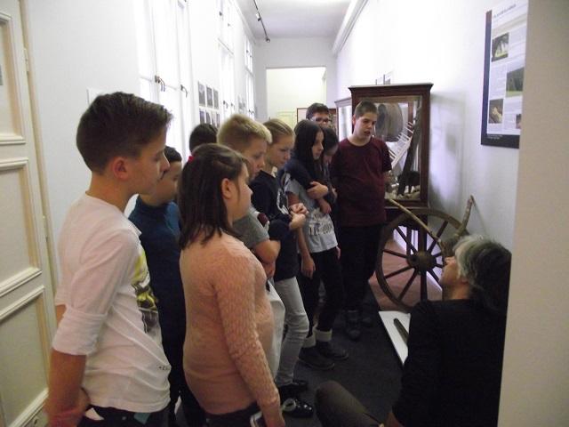 Múzeumpedagógiai foglalkozás