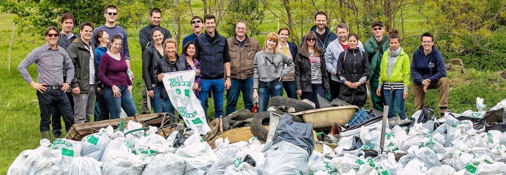 Az MVM is csatlakozott a környezetvédelmi akcióhoz