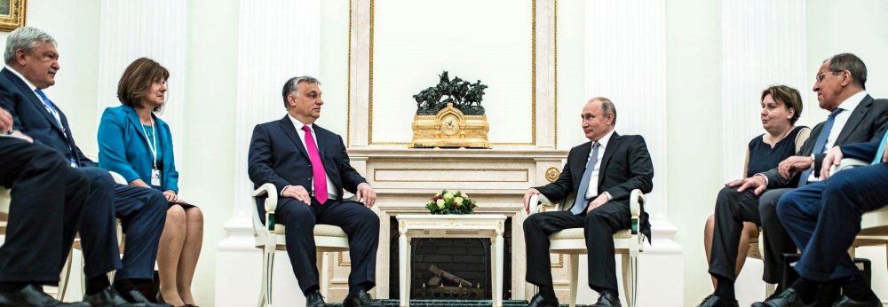 Orbán Viktor és Putyin a paksi atomerőmű projektről is tárgyalt