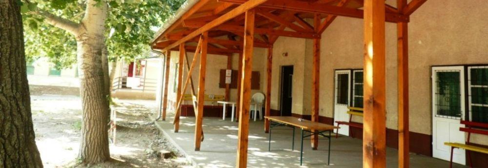 Sóstón táborozhatnak a paksi gyerekek a nyáron
