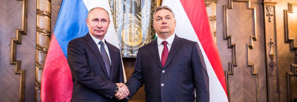 Орбан и Путин по телефону обсудили Пакш