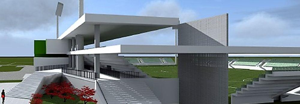 Nyáron indul a paksi stadion átépítése
