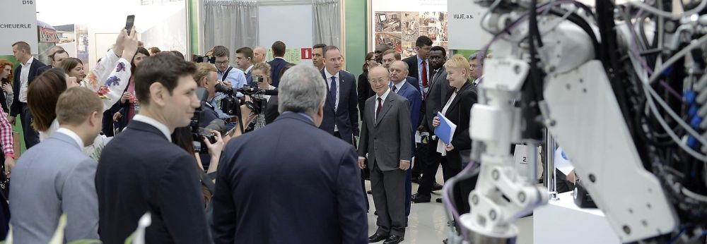 Atomexpo, Süli János: az új blokkok időre elkészülnek