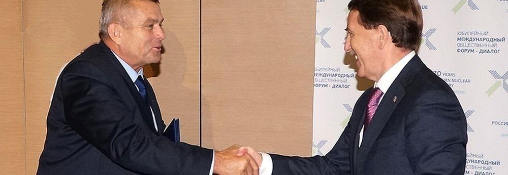 Együttműködés Tolna és Voronyezs megyék között