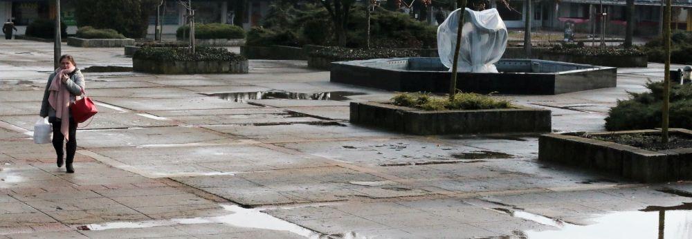Lakótelep, központi park: kezdődik a felújítás