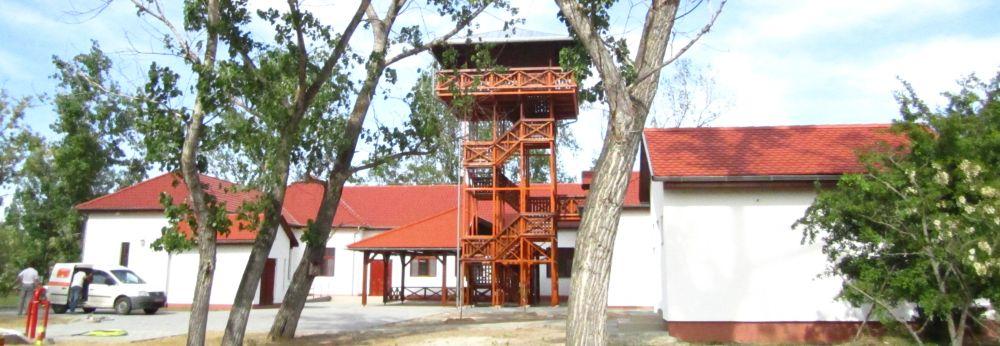 Benépesül a Cseresznyéskerti Erdei Iskola