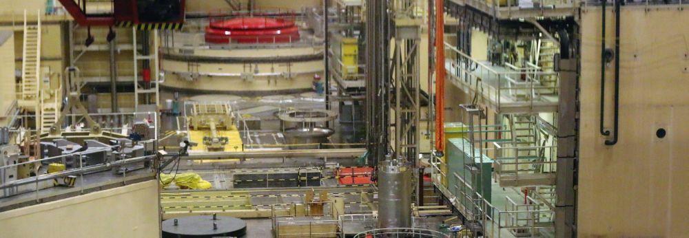 Befejeződött az atomerőmű 2. blokkjának karbantartása