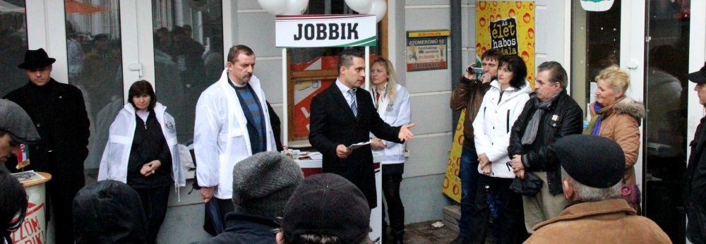 A Jobbik kiáll Paks mellett