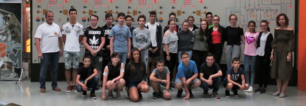 Újra ifjú fizikusok a múzeum táborában