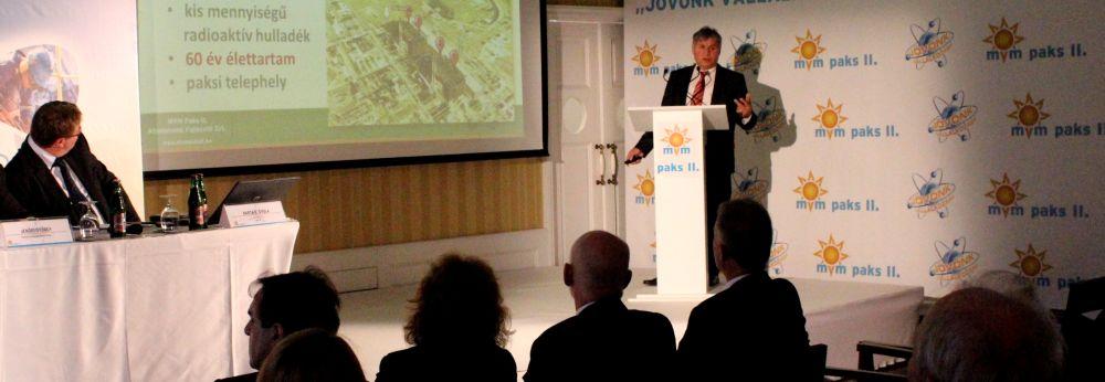 Debrecenben tartott beszállítói találkozót az MVM Paks II.