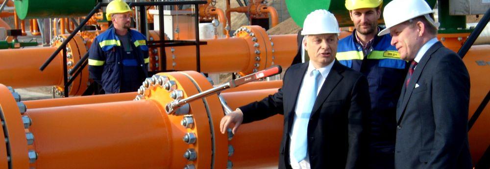 Lényegesen javul a gázellátás biztonsága