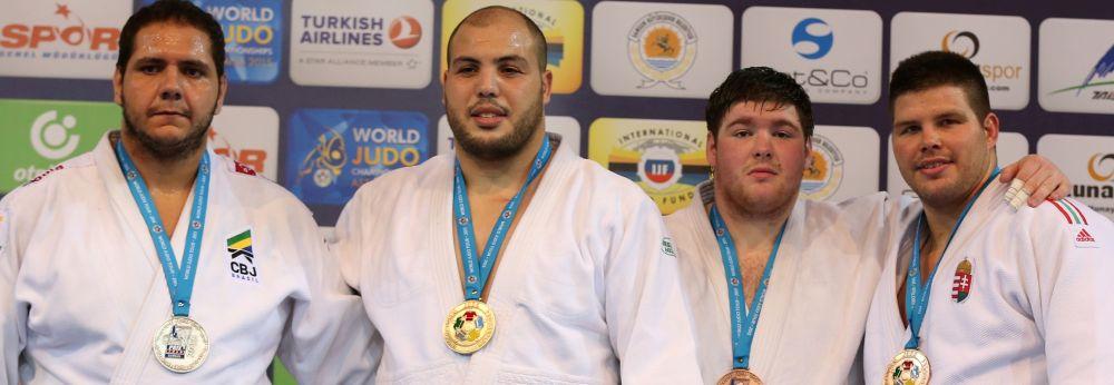 Bor Barna bronzérmes a török kvalifikációs versenyen