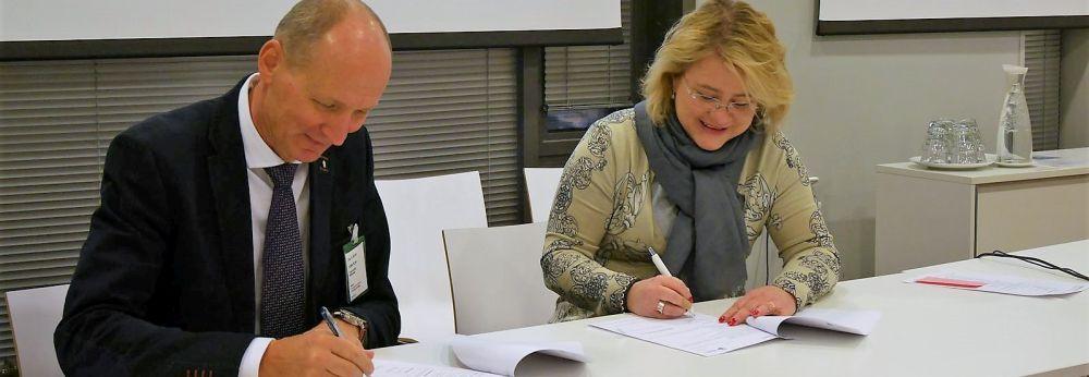 Szakmai, együttműködési megállapodás a Fennovoima projektcéggel