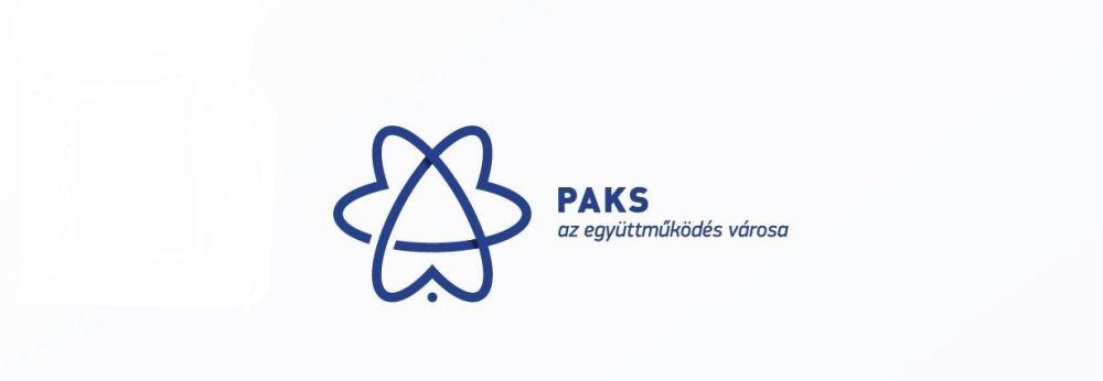 Paks: díjnyertes logó