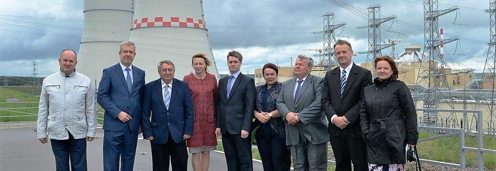 Magyar küldöttség Novovoronyezsben