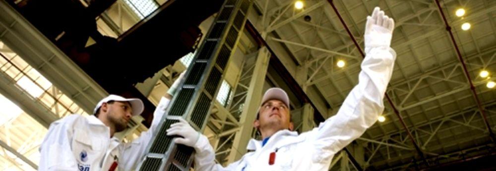 Új, második generációs orosz nukleáris fűtőanyag Pakson