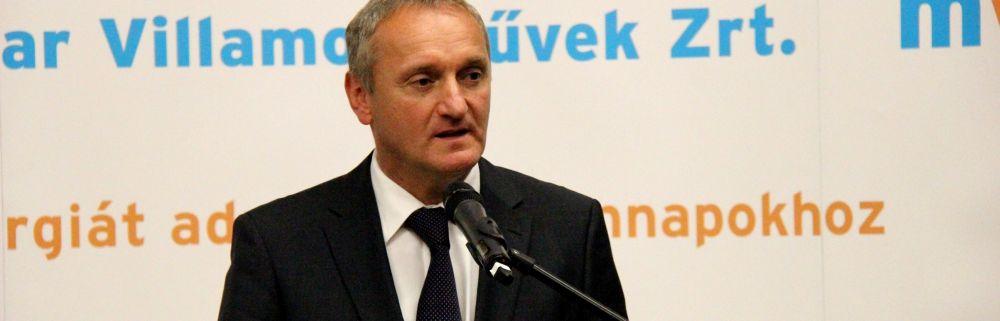 Benyújtotta lemondását az MVM elnök-vezérigazgatója