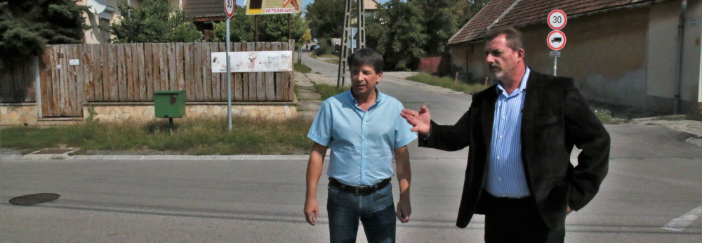 Horváth Zoltán és Mezősi Árpád sajtótájékoztatója