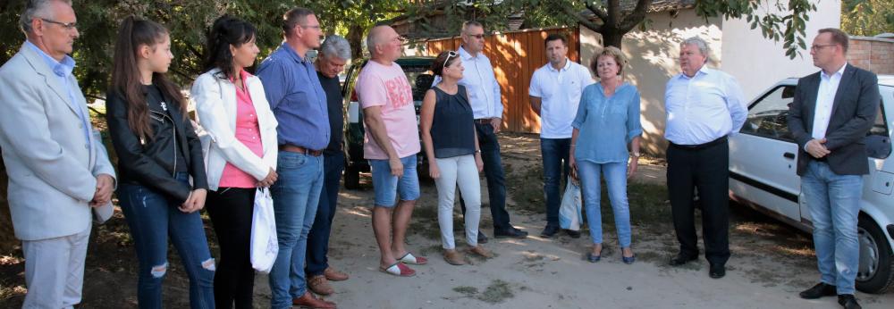 Utcafórumok a Fidesz-KDNP jelöltjeivel