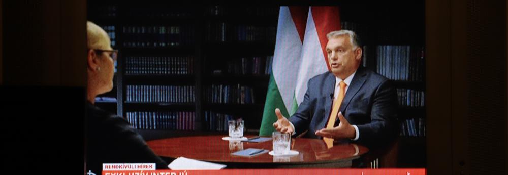 Orbán Viktor: Magyarországnak működnie kell