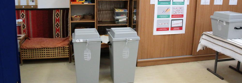 Október 13-ra tűzték ki a választásokat
