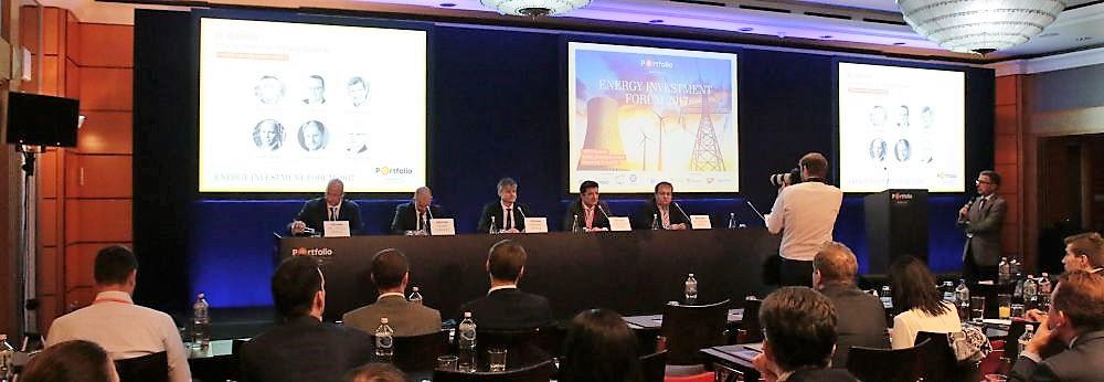 Energy Investment Fórum 2017. – Vezérigazgatók kerekasztala