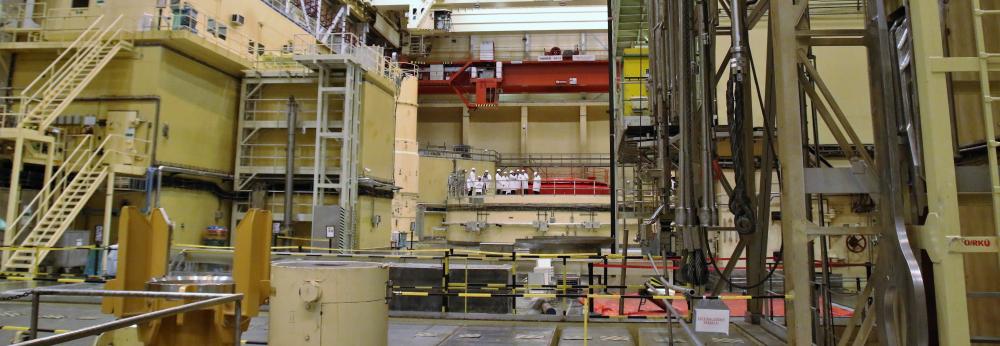 Atomerőmű: főjavítás az egyes blokkon
