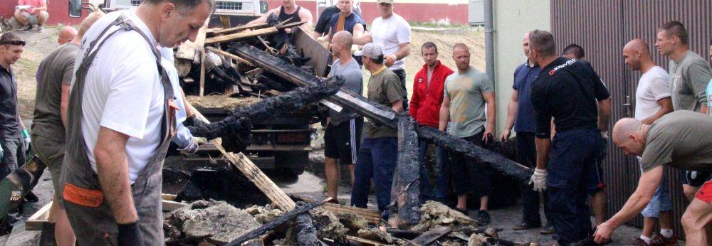 Bocskai utcai tűz: 100 milliósra becsülik a kárt