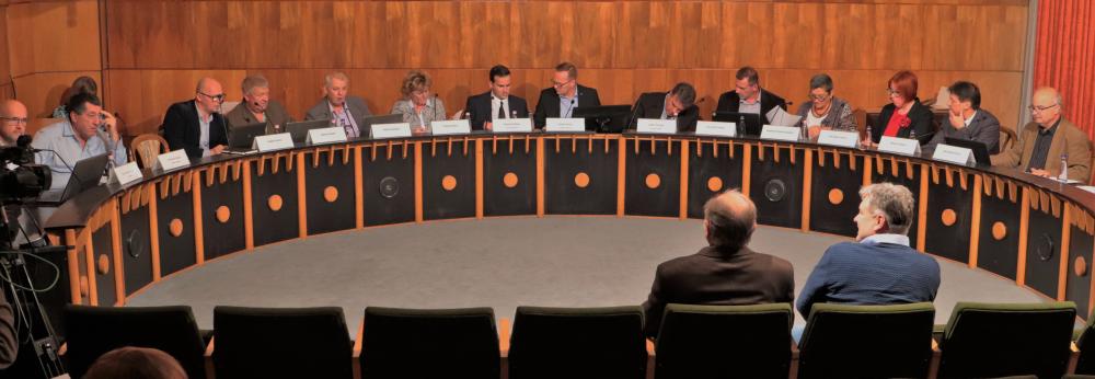 A viták napja volt a testület ülésén