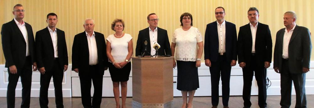 Bemutatkoztak a Fidesz-KDNP jelöltjei