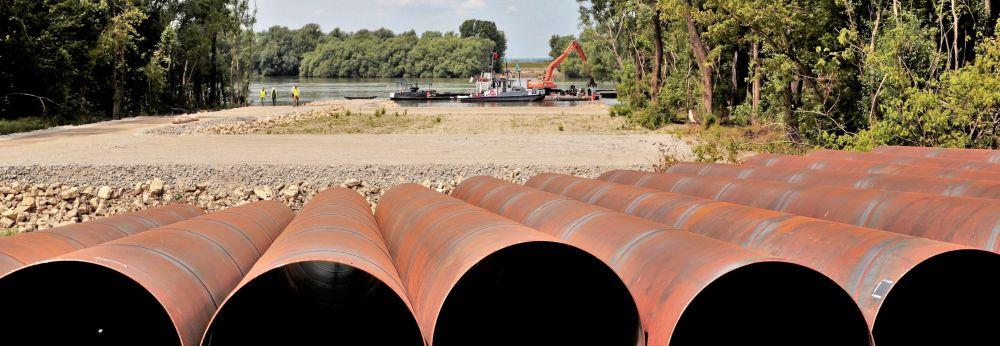 Letették a Kalocsa – Paks Duna-híd alapkövét