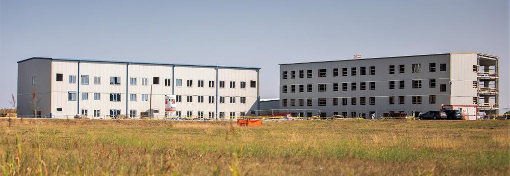 Kezdődik az Erőmű-beruházási Központ építése