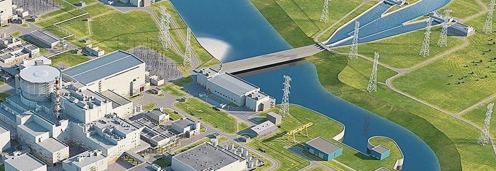 Az új blokkok biztonsági hűtővíz rendszerei