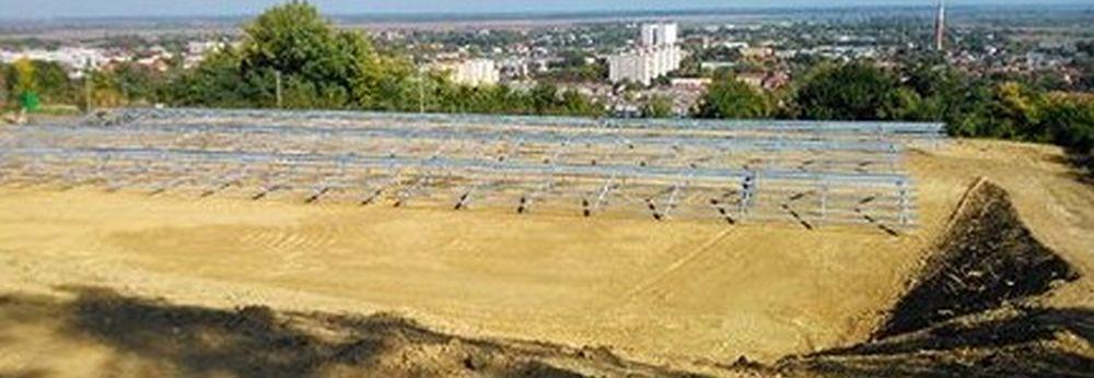 Napelempark létesül a Balassa kórházban