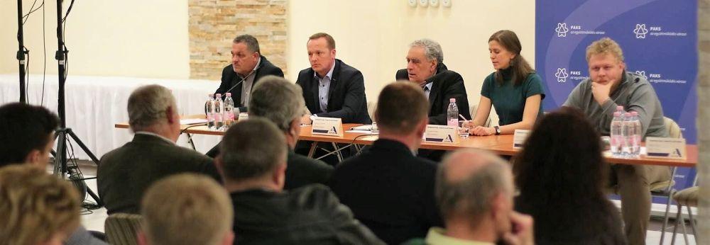 Szolgáltatásokat keres, vár az orosz partner Pakson